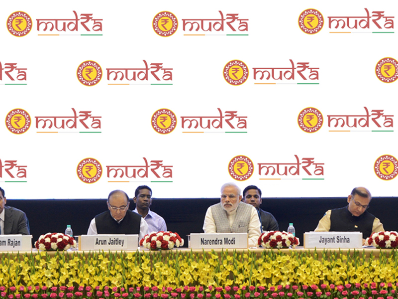 Mudra Launch Ceremony
